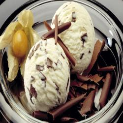 Vanilla Ball Ice Cream