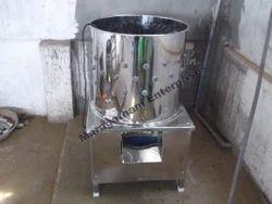 Gear Type Chicken Feather Cleaning Machine