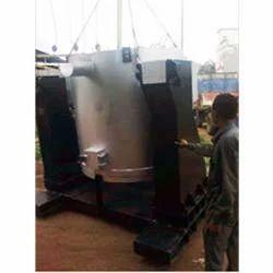 Hydraulic Tilting Furnace