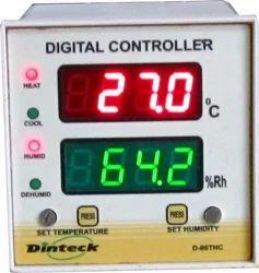 Digital Temperature Cum Humidity Controller