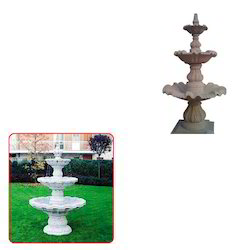 Decorative Marble Garden Fountain