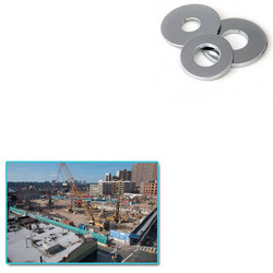 Flat Metal Washer for Construction