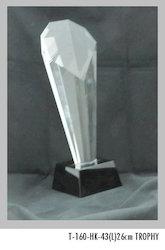 26 cm Crystal Trophies