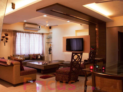 Stylish Duplex Interior Designing Services