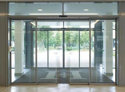 Automatic Glass Doors Chembur West Mumbai Swati Safesecure