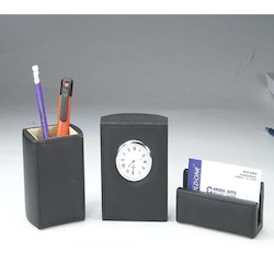 Desk Accessories Set of 3 Watch