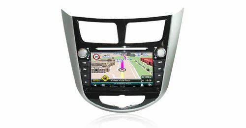 AVN-R Hyundai Verna Car Tracking Device - Mapmy India, New Delhi