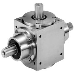State Bevel Gear Box
