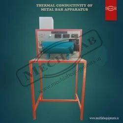 Thermal Conductivity Of Metal Bar