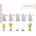 Tall _Beer Glass