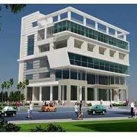High Quality Commercial Buildings Designing Service