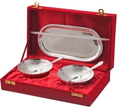 Silver Plated Gift Items Wholesale Trader from Nagpur
