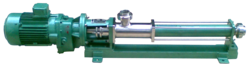 Sanitary Progressive Cavity Screw Pumps