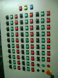PLC Industrial Panel