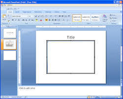 Ms word powerpoint 2007