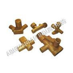 Brass Forging Parts, Size: 10 To 300 Mm, Gold