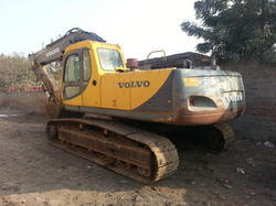 Used Spare Parts Of Excavator Volvo EC-240