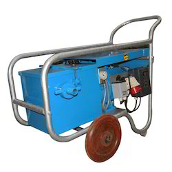 RAJMIX 3 Phase Vacuum Dewatering Pump, for CONSTRUCTION