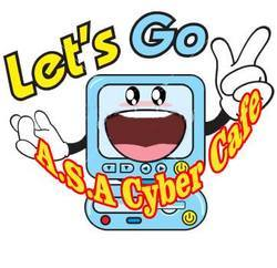 Play Game Cyber Cafe