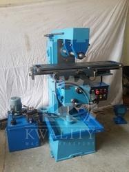 Hydraulic Rapid Feed Milling Machine