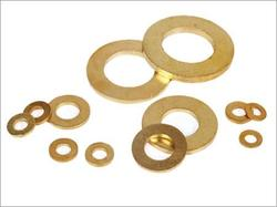 Industrial Brass Washer