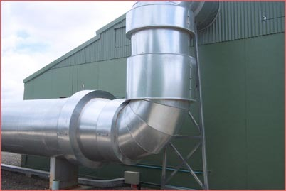 Aluminium Claddings Cold Hot Pipe Line Insulation