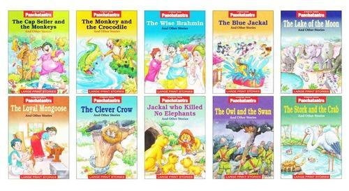 Story Book From Panchatantra Bpi