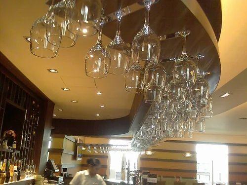 Bar Equipment Wine Glass Holder Manufacturer From Coimbatore