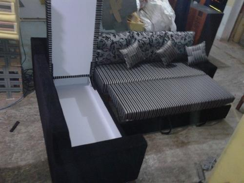 L Type Sofa Cum Bed R Comfort Company Manufacturer In