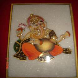 Ganesha Picture Handicraft