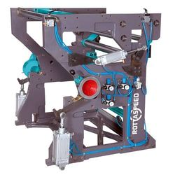 Pneumatic Reel Stand For Newspaper Printing Machine