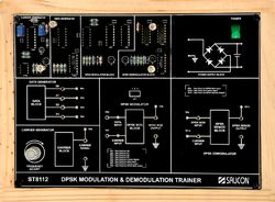 DPSK Modulation & Demodulation Trainer-ST8112