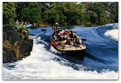 Picture White Water Rafting