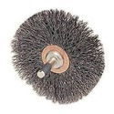 Wide Crimped Wire Wheel Brush
