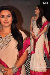 Border Bollywood Sarees