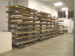 Sheet Metal Racks