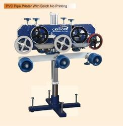 PVC Pipe Printing Machine Dual