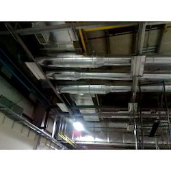 Round Ducting Services