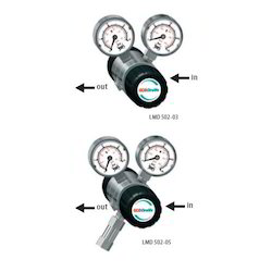Line Pressure Regulators