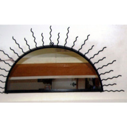 Powder Coated Steel Mirror
