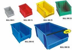 Polypropylene ESD Safe Bull Bin