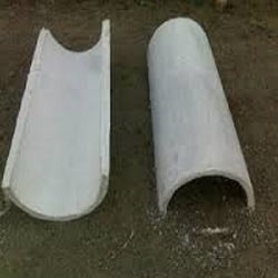 Rcc Half Round Pipe Half Round Pipe Manufacturer From Thane