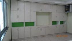 Penabu Modular System Plywood File Storage Cupboard
