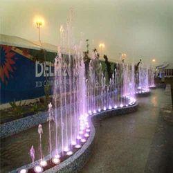 Processor Fountain