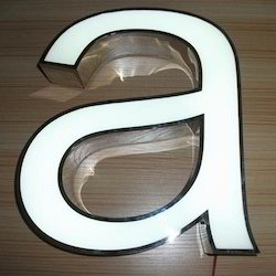 led display letter