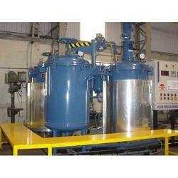 Heavy Duty Resin Varnish Impregnation Plant