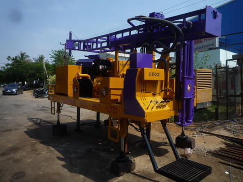 Auger Drill Rig, Drilling & Boring Equipment | Getech Equipments