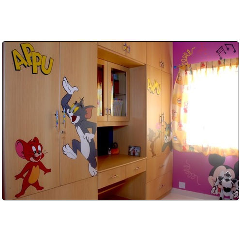 Kids Bedroom Wardrobe At Rs Onwards Halnayakhana Halli