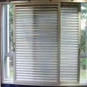 UPVC Louvered Window