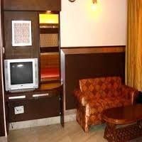 Deluxe Double Room Facility